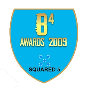 Squared5 Award