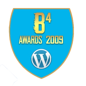 WordPress Award