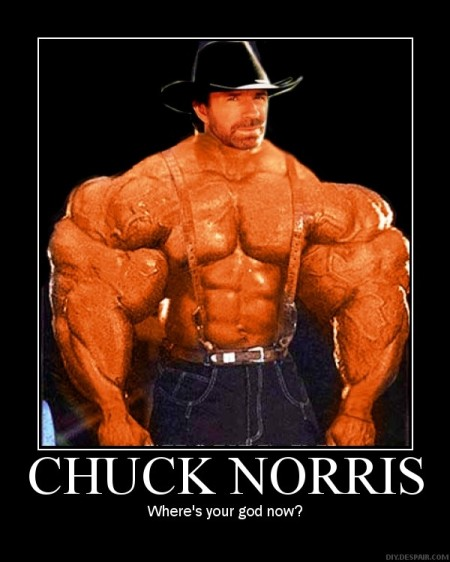 Chuck Norris poster2